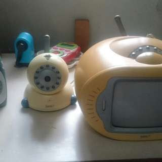 safety first wireless baby monitor