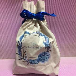 袁彌明生活百貨禮物布袋 Mi Ming Mark Gift Bag