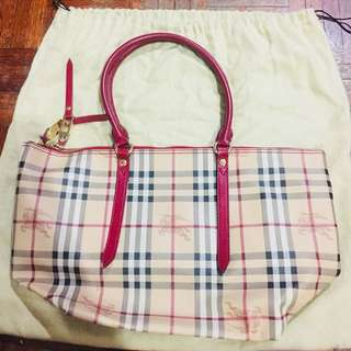 Burberry Hypermarket Bag