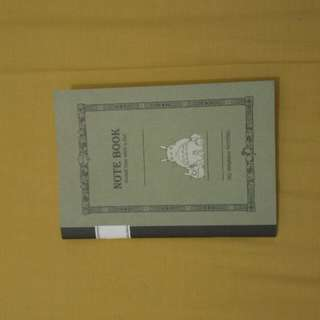 Totoro Note book