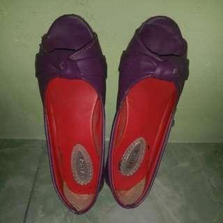 Flatshoes Ungu / Purple