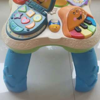 Meja Belajar Fisher Price