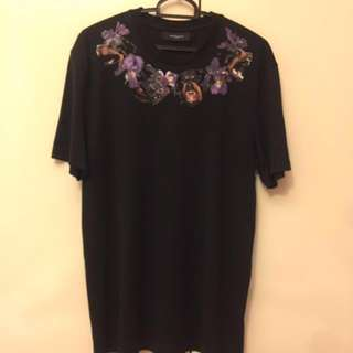 GIVENCHY Black Tee Special Edition