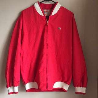 Vintage Lacoste Reversible Jacket