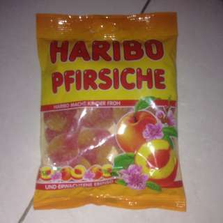 HARIBO (permen asli dari Jerman)