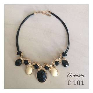 Kalung Fashion Statement Necklace Murah C101