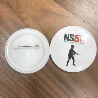 NS50 Badge
