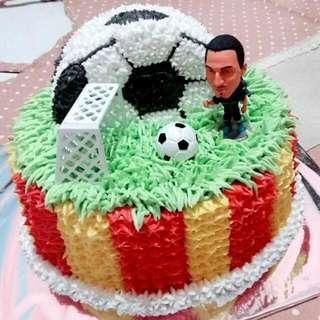 Kue Ulang Tahun Sepakbola