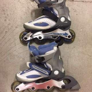 Women's Rollerblades size 5