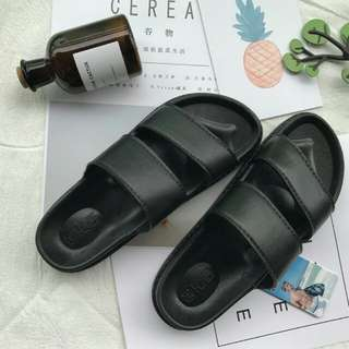 韓版平底涼鞋拖