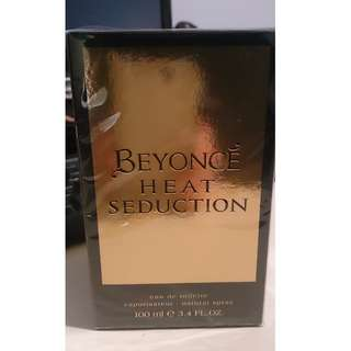 Beyonce heat seduction and heat wild orchid 100mls