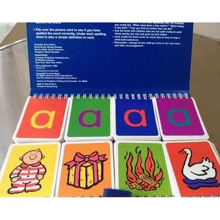 兒童英文學習字卡