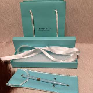 🆕 Tiffany & Co Silver Pen