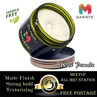 🔥 Hot Selling Manigto Wax Pomade