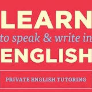 English Private Tutor