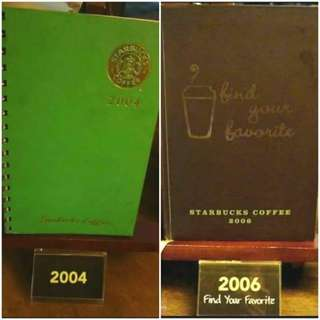 LF: STARBUCKS PLANNER PH 2004