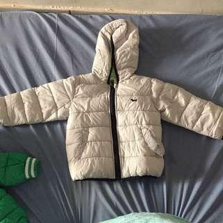 Jaket winter bayi