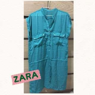 Zara 連身洋裝