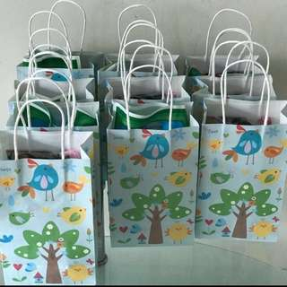Printing goody bag - ideal for Party door gift