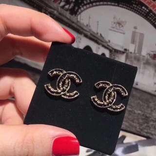 Chanel 耳環 歐洲代購