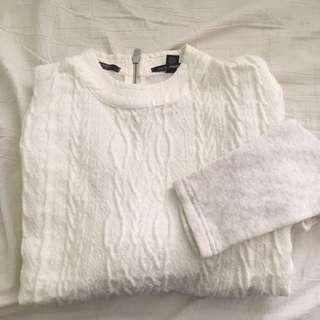 Maison scotch sweater size 2(medium) worn once
