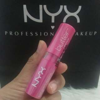 NYX Butter Lipstick BLS33 Hot Nights