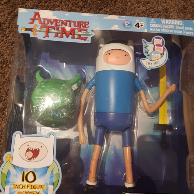 10 inch Finn with adjustable face