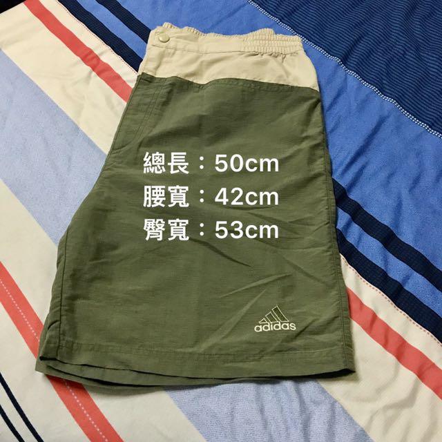 愛迪達男生休閒褲(二手)免運