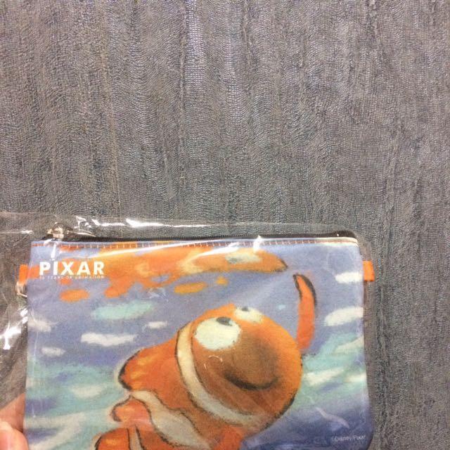 皮克斯 海底總動員 手拿包 化妝包