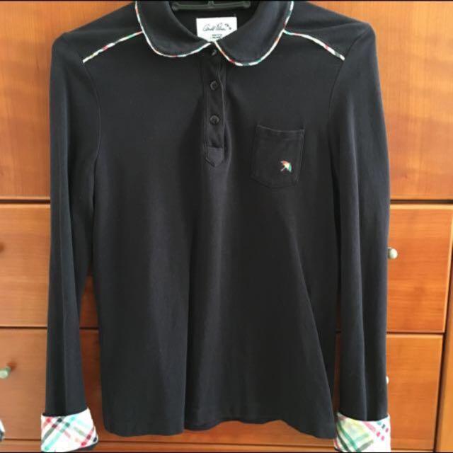 雨傘牌 Arnold Palmer 彩色格紋Polo衫