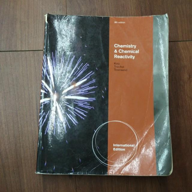 化學 Chemistry &Chemical Reactivity