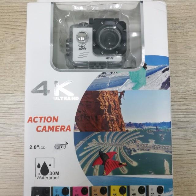 Action Camera [GoPro substitute]