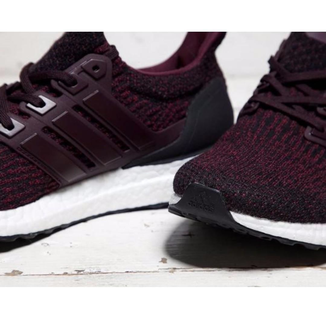 Adidas Ultra Boost 3.0 Dark Burgundy 50deb1c7e