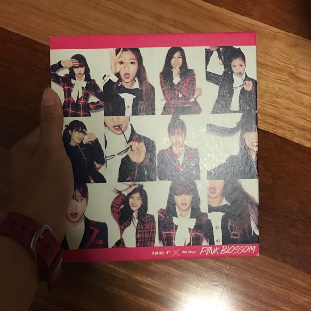 APINK PINK BLOSSOM ALBUM+HAYOUNGPC [REDUCED]
