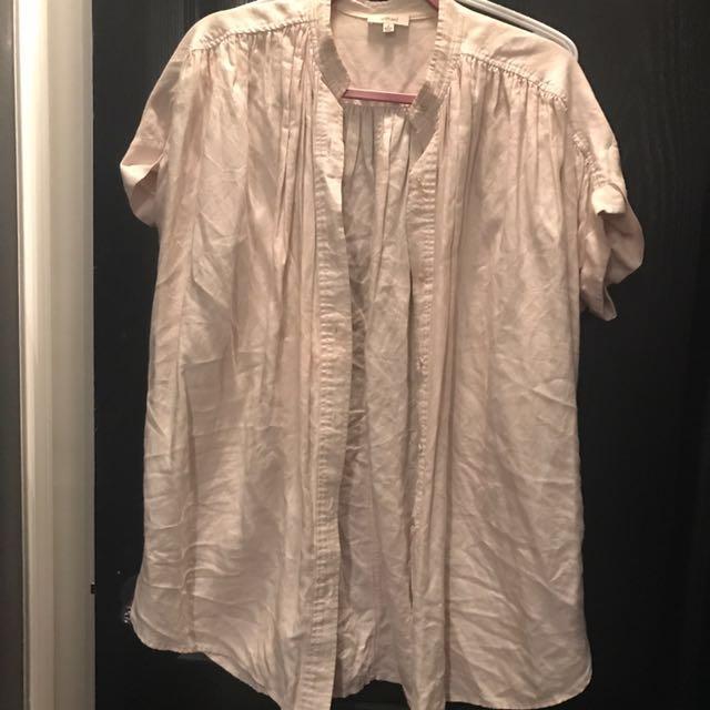 Aritzia Shirt/Cardigan