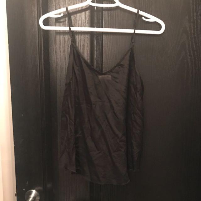 Aritzia Silk Cami Size S