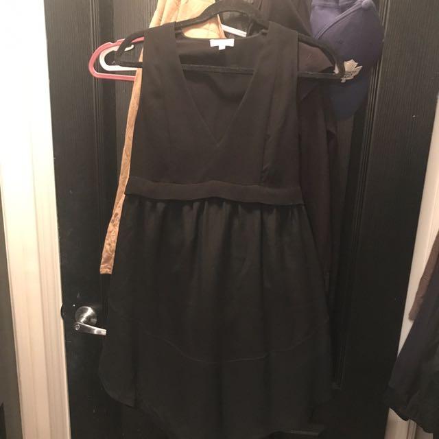 Aritzia Silk Dress Size 0