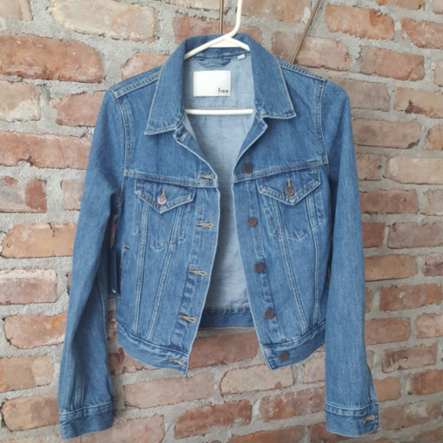 ARITZIA Wilfred Free denim jacket