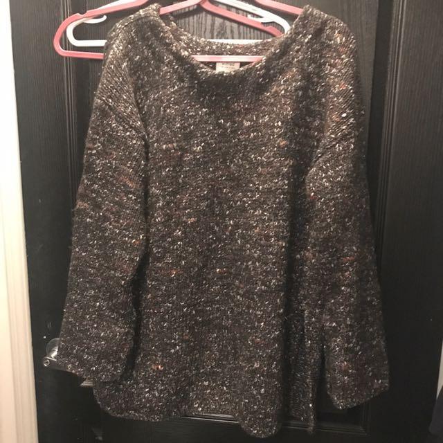 Aritzia Wool Sweater Size M