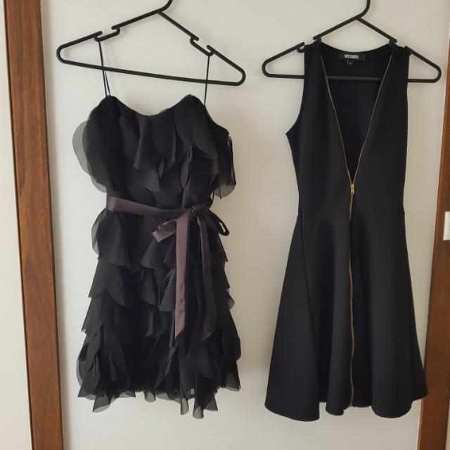 ASSORTED Black Dresses