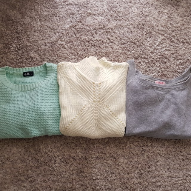 ASSORTED Cropped Knits