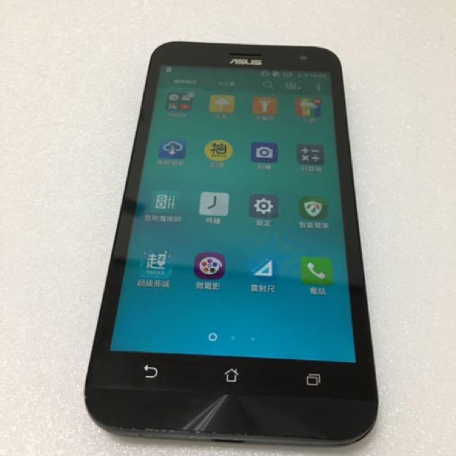 Asus zenfone2智慧型手機