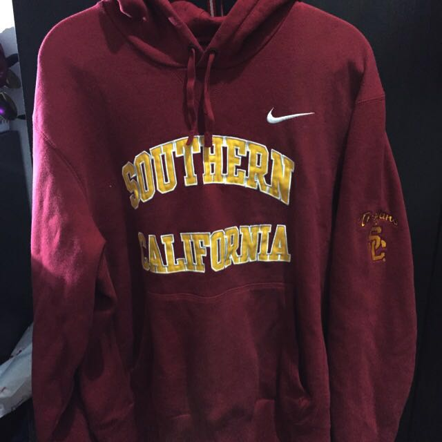 AUTH NIKE USC HOODIE ( No Flaws)