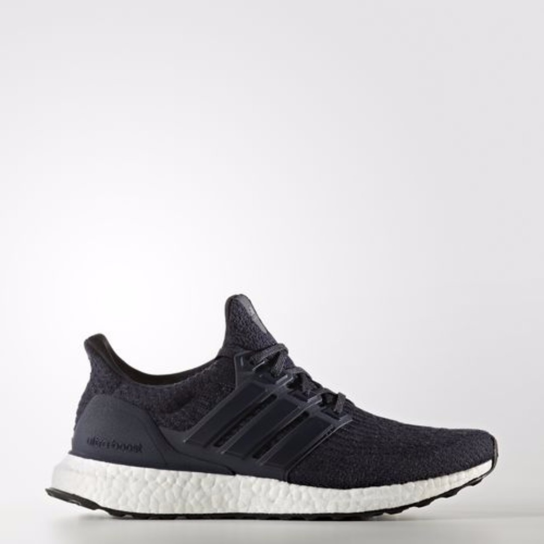 Authentic Adidas Originals Ultra Boost 3.0 Womens Core Black ... bcaba6894f