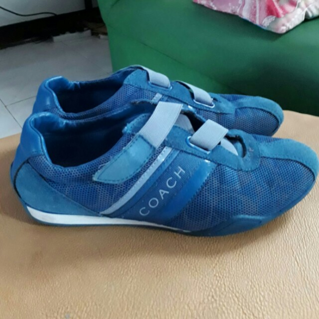 Repriced!Authentic Coach sneakers
