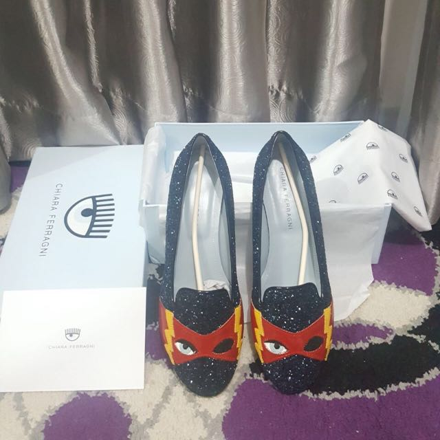 Authentic New Chiara Ferragni Shoes