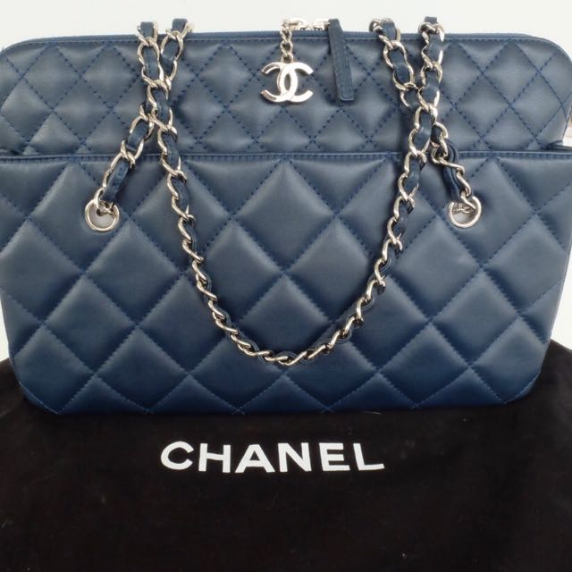 Authentic preloved chanel bag