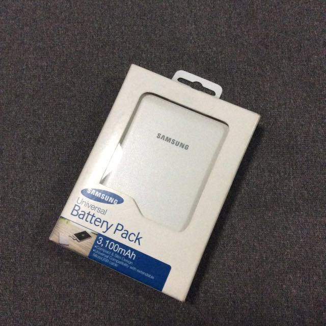 Authentic Samsung Powerbank