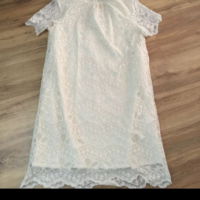 Authentic Zara Lacey Dress