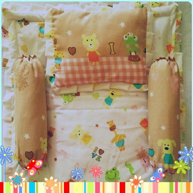 Baby Bed Set Girls Series